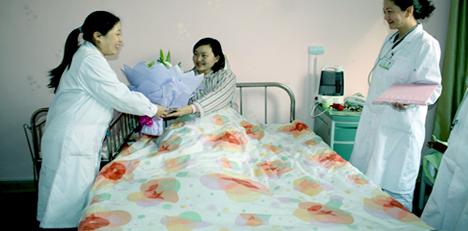 美国奥洛克射频消融刀,治疗子宫肌瘤不伤子宫